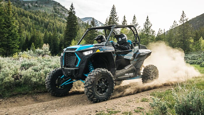 RZR XP TURBO EPS -WORLD'S MOST AGILE FACTORY SxS